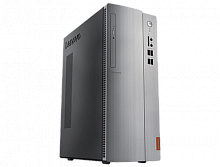 Lenovo Desktop IC 510-15IKL - /i3 7100- 3.9GHz/4gb/500gb/Intel hd/dvd/free dos/keyb+m